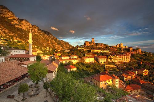 albania albanie albanien balkan kruje shqipëria spring