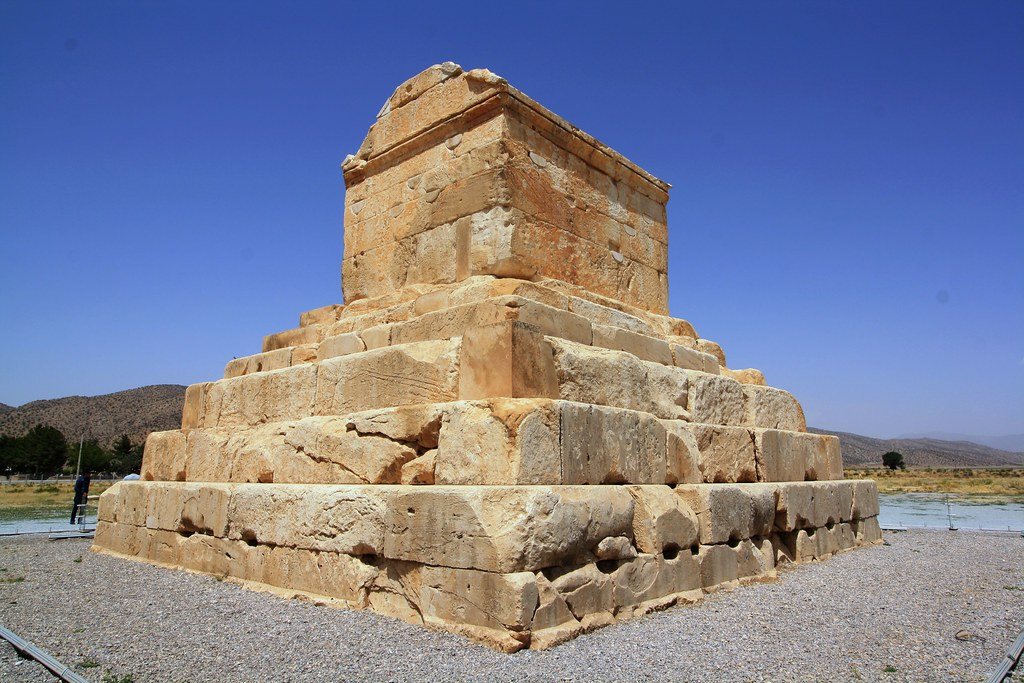 Tomb of Cyrus the Great - Pasargadae