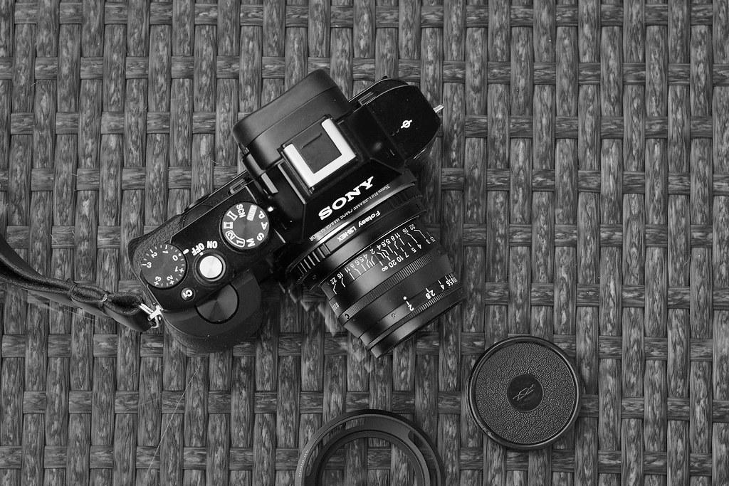 Jupiter-8 50mm F2 | Sony A7R with Jupiter-8 50/2 Taken with