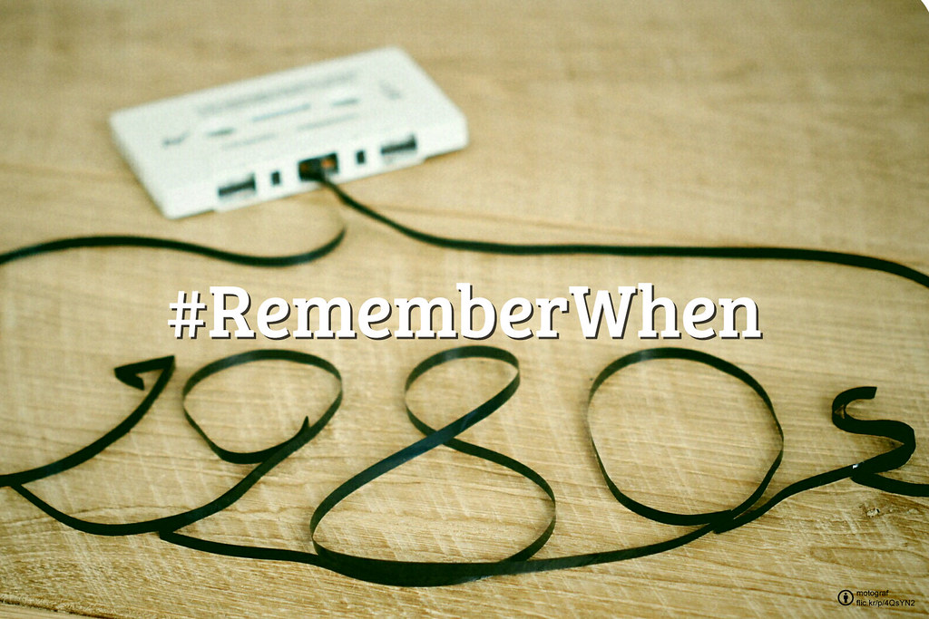 Flickr Friday: #RememberWhen