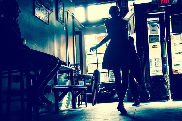 The Last Dance. Frenchmen Street, 2015.