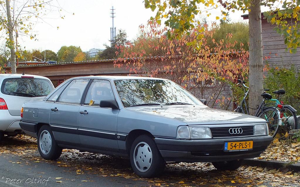 1985 Audi 100 CC 85KW | Groningen | peterolthof | Flickr