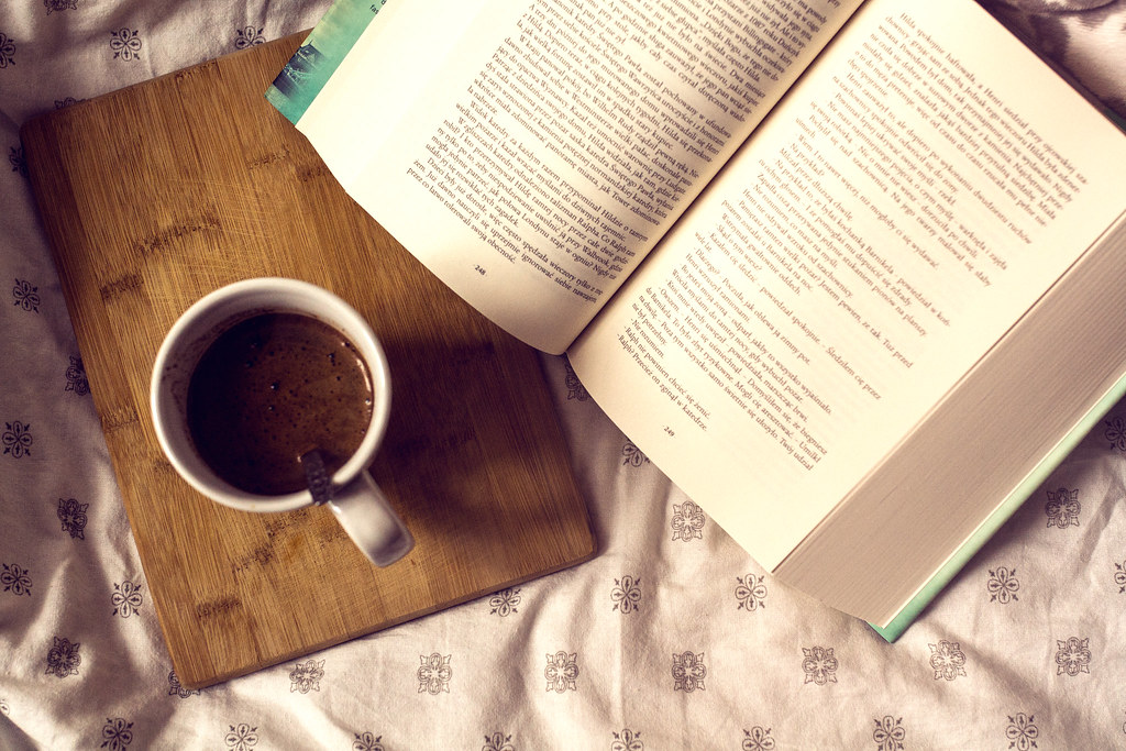 Coffee In Bed Aesthetic