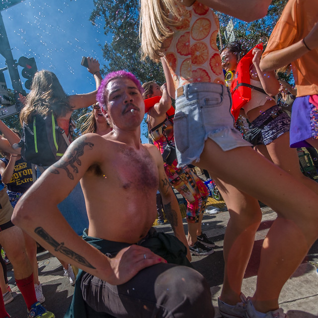 Bay To Breakers 2017: The Cinderellas Were Asynchronous