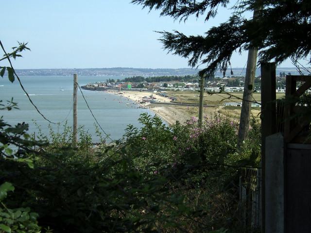 Leysdown-on-Sea from Warden