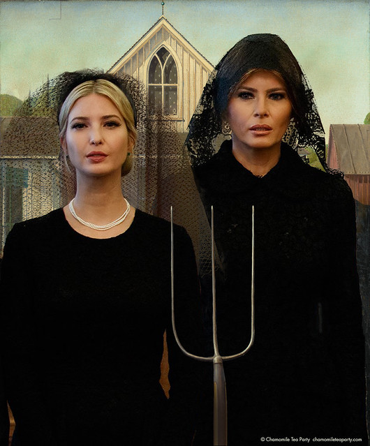 These are the Days of Our Lives: American Gothic 2017