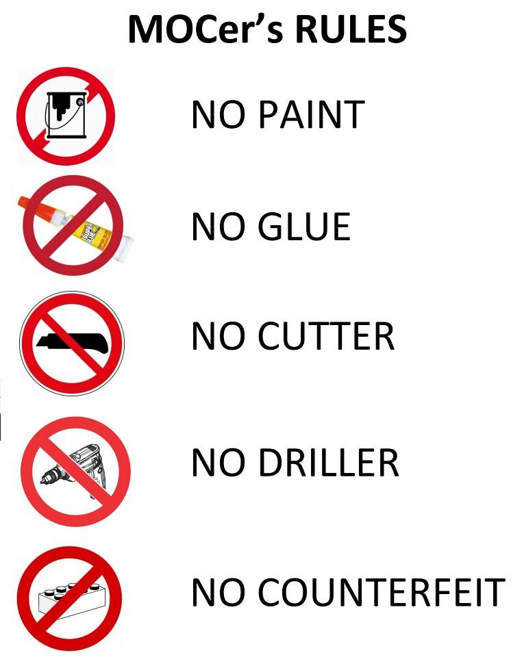 Mocer's Rules