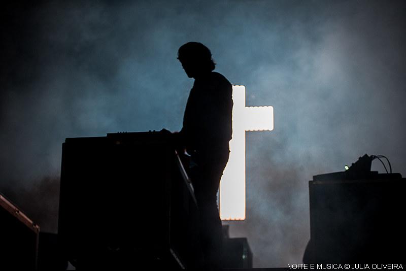 Justice - NOS Primavera Sound '17