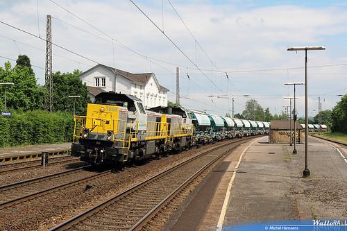 Eschweiler Hbf . 7869 + 7868 LNS . 47516 . 30.05.17.