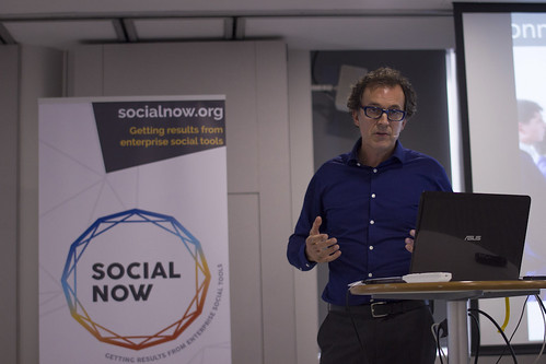 Social Now 2017 - Neil Usher | by Knowman photos