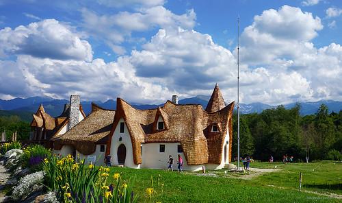 Castelul de lut - Valea zanelor