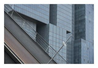 Vertical city (De Zwaan & De Rotterdam) (UF 154)