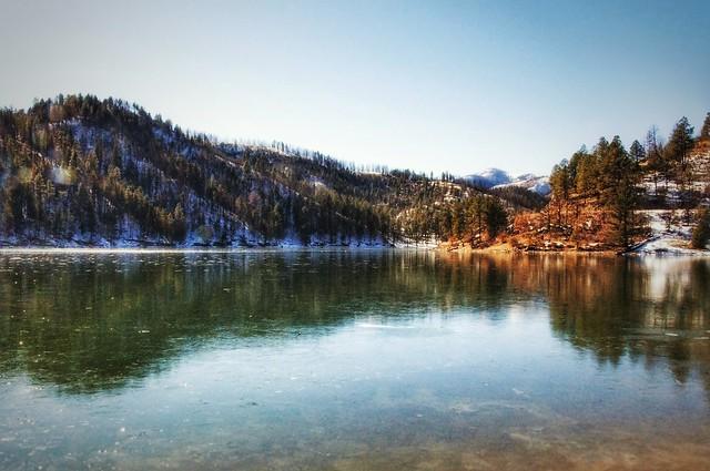 Bonito Lake, Ruidoso