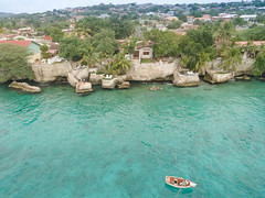 Drone base Curacao