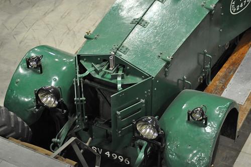 1920 Pattern Mk I Rolls Royce Armoured Car