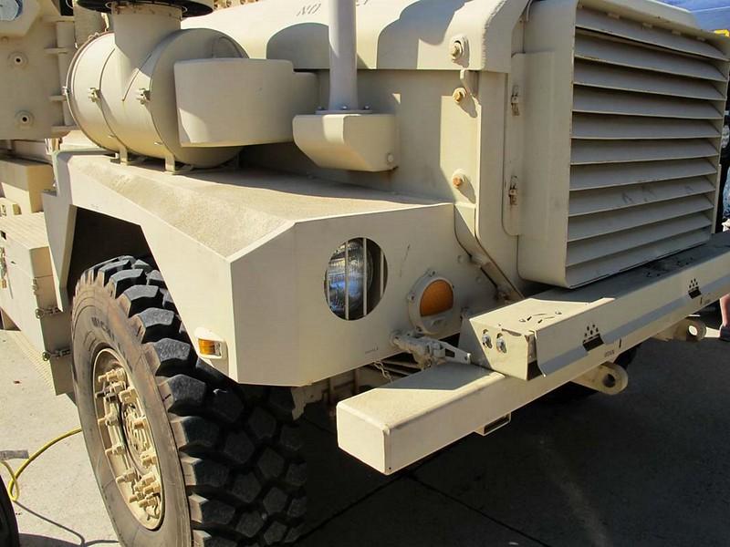 Cougar 4x4 MRAP 2