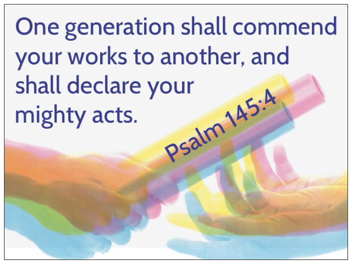 Psalm 145:4 | joshtinpowers | Flickr