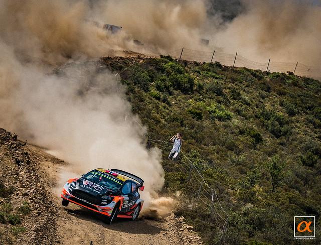 2017 Rally Italia Sardegna.World Rally Championship