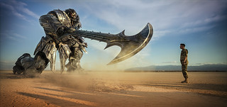 TRANSFORMERS: THE LAST KNIGHT   by Michael Bay Dot Com