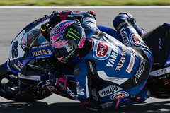 Alex Lowes, Donington World Superbike 2017