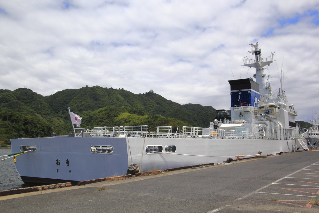 PIT-ROAD SKYWAVE JP-10 JCG Patrol Vessel Hateruma Class 1 ... |Hida Jcg Class Patrol Vessel