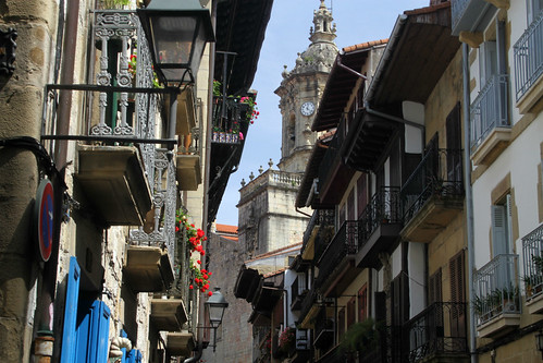 Hondarribia   by maticallone