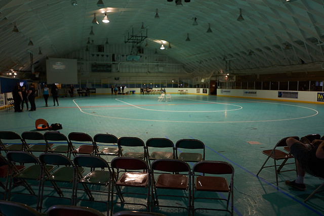 water city roller sports as a venue for roller derby