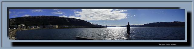Norway, Nordland, Mo I Rana