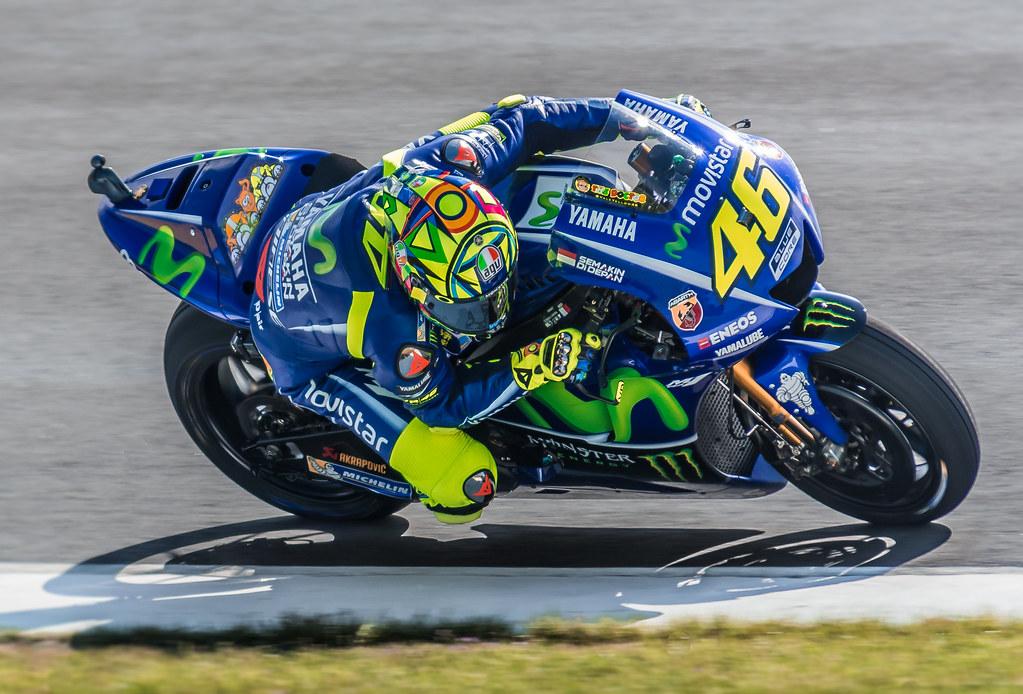#46 Valentino Rossi I Movistar Yamaha MotoGP