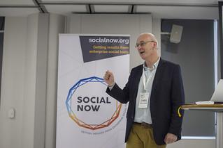 Social Now 2017 - Chris Collison | by Knowman photos