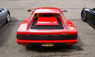 Ferrari Testarossa | by jul205rallye