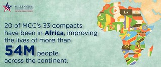 Africa ADay infogram | by MCCgov