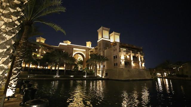 Souk Madinat - Jumeirah - Dubai  - UAE