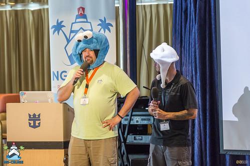 NG Cruise Day 1 Miami 2017 - 24 | by Eva Blue
