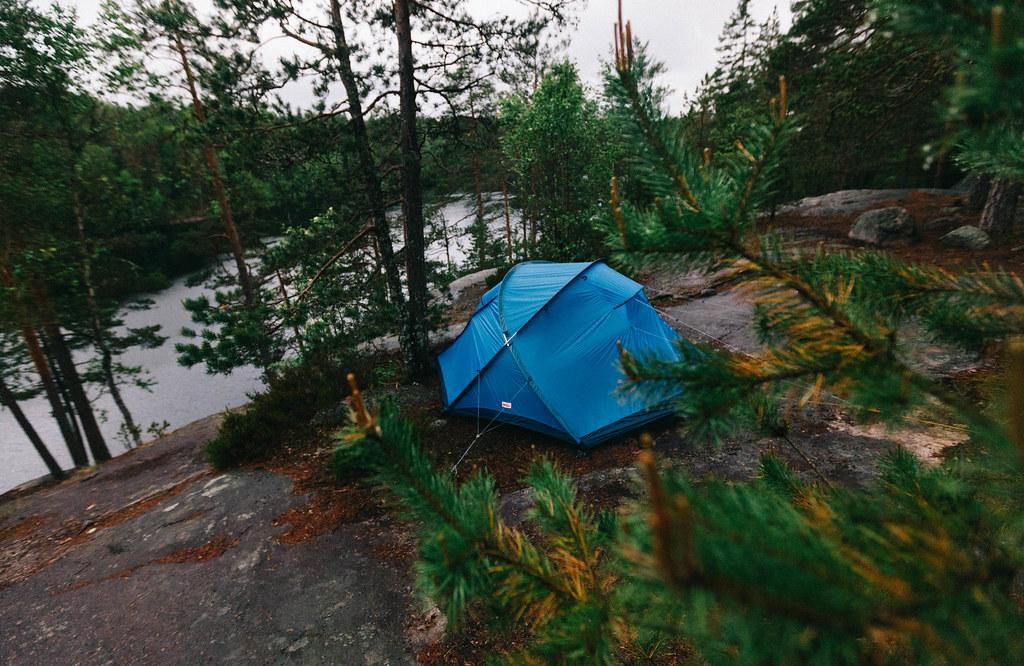 useamman hengen teltat