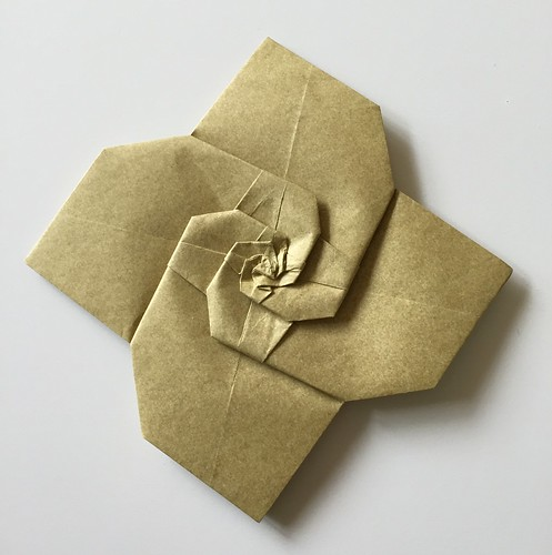 Fractal Flower | by Baltorigamist