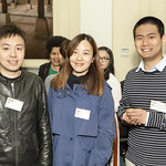 2015/16 international student leaders and ambassadors' graduation ceremony