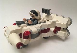 Tantive IV Microfighter | by DejaDoink