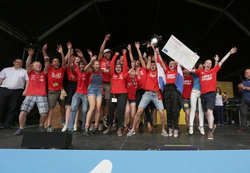 Shell Make the Future Live 2017 | by Green Team Twente