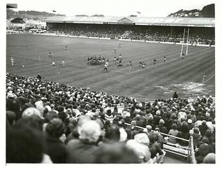 Wellington versus British Lions at Athletic Park (1977)