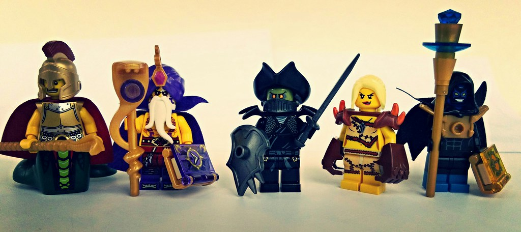 Fantasy Villians Figbarf   Flickr - Photo Sharing!