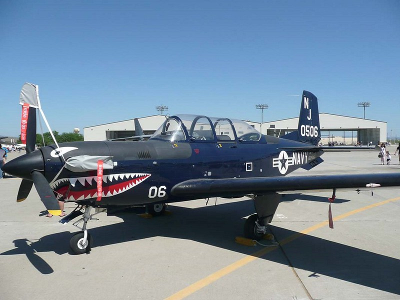 Beechcraft T-34C Turbo-Mentor 1