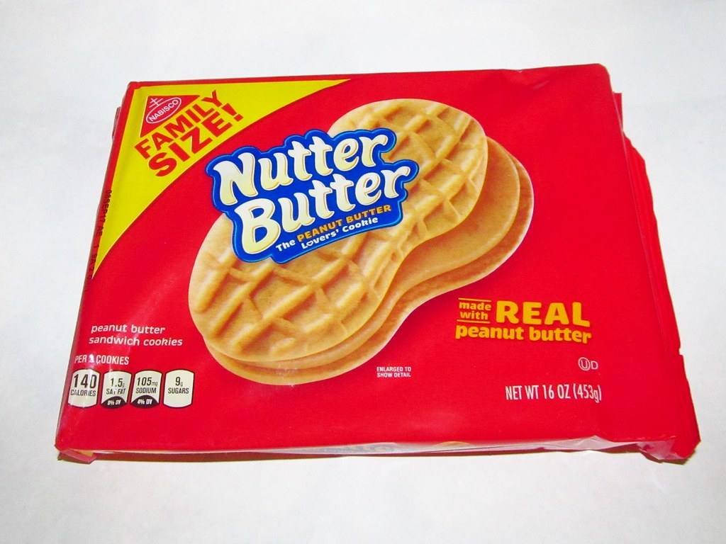 Nabisco Nutter Butter Family Size pack | June 12th is Nation… | Flickr