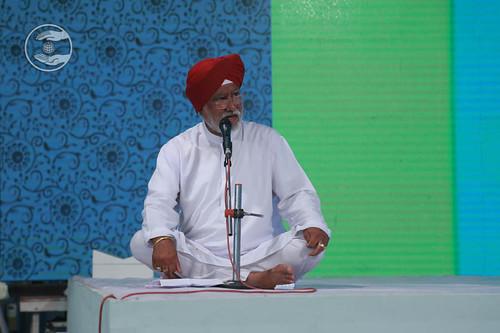 Kuldeep Singh, Stage Secretary