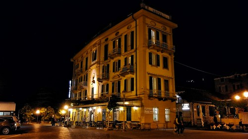 Lo Storico albergo Olivedo di Varenna