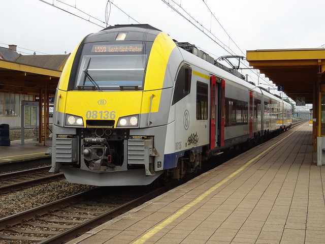 NMBS/SNCB 08136 @ Aalter