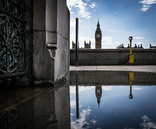 water westminster parliament london city urban reflection tower bigben building architecture iconic sky skyline outdoor simonandhiscamera thames