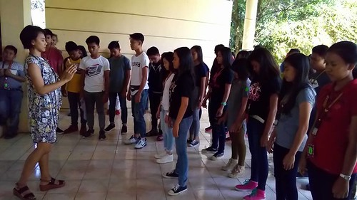 Art a A Tool of Expression, Dance Workshop by Ea Torrado and Daloy Dance Co.   by paghilomcavite