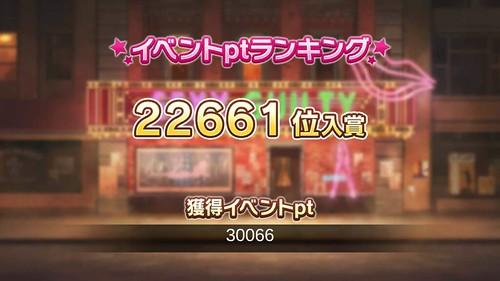 22661位 3066pt