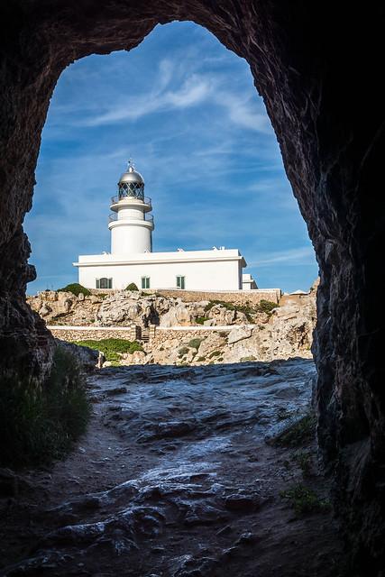 Lighthouse of Cavalleria - Menorqua